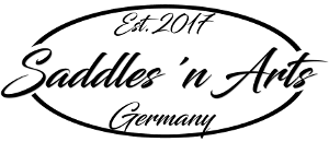 Saddles n Arts Logo